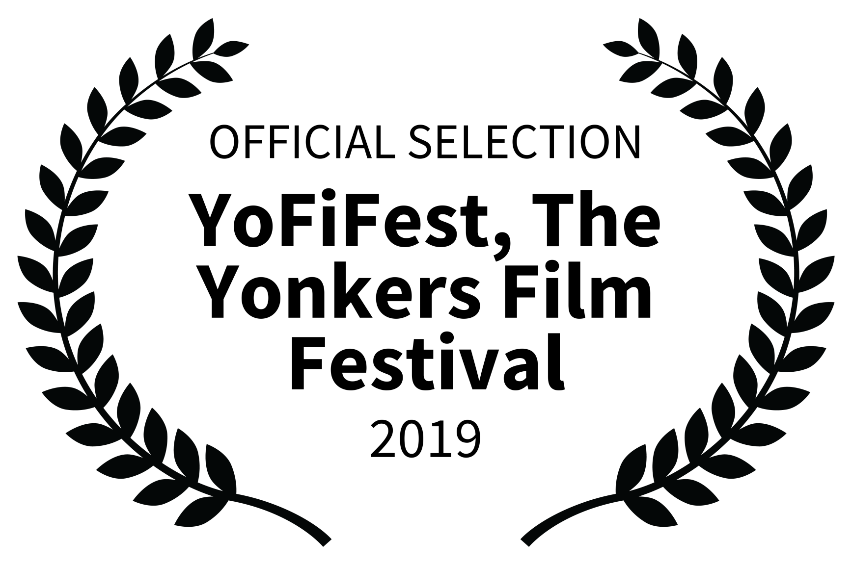 OFFICIAL SELECTION - YoFiFest The Yonkers Film Festival - 2019